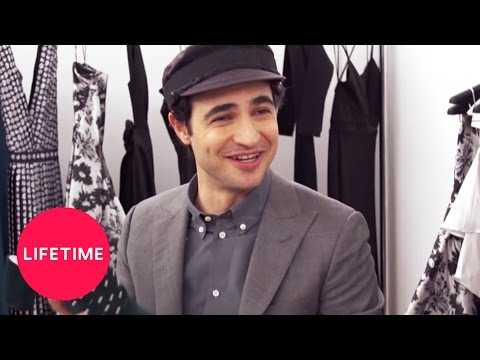 Behind the Seams of Fashion Week: Zac Posen's Collection | #NYFW on Lifetime