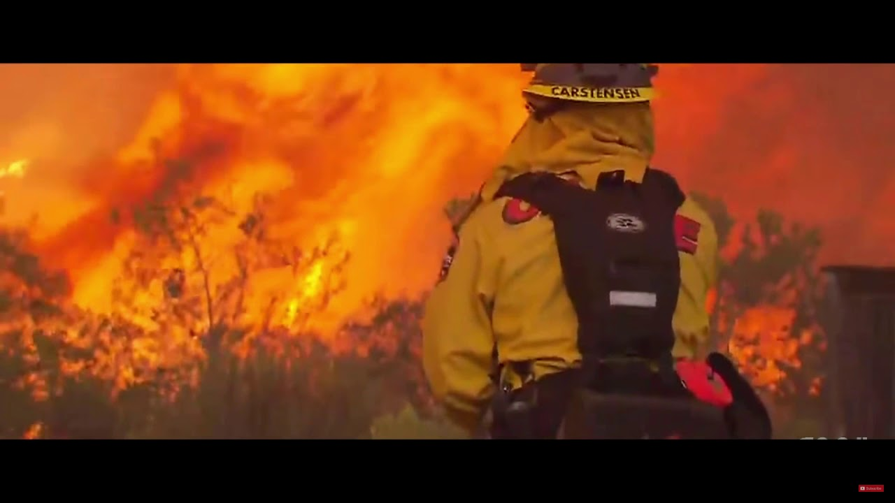 California Firefighters Tribute and Motivation~Far Away