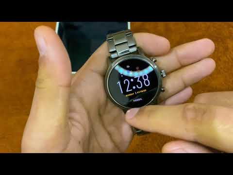 Fossil Carlyle HR Gen 5 full review and walkthrough   Better than apple watch ?   Buy or not ?