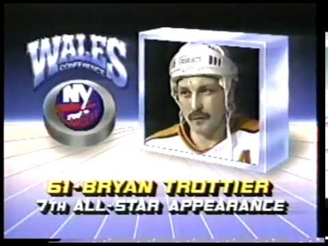 NHL - 1986 - 38th All Star Game - Hartford, Conneticut - Wales Conference VS Campbell Conference