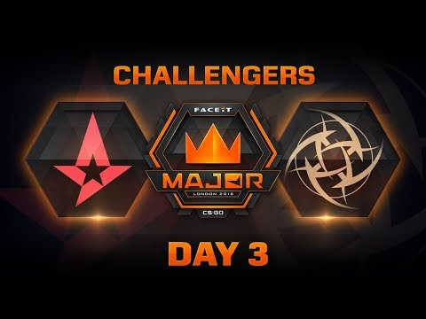Astralis vs NIP - Mirage (FACEIT Major: London 2018)