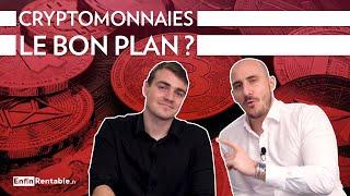 CRYPTOMONNAIES : Le BON moment ? Interview HASHEUR
