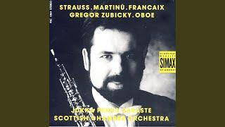 Concerto For Oboe And Small Orchestra, Poco Allegro
