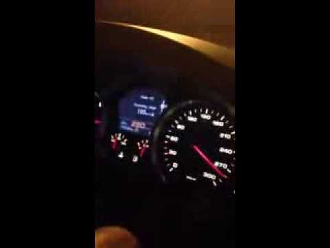 cayenne turbo s 2006 955 top speed with Eurocharged tune