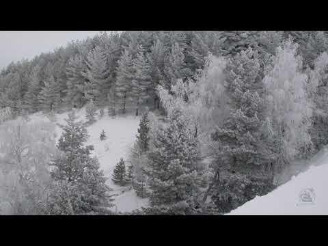 """Хвалынский горнолыжный курорт. Обзор парка отдыха """"Хвалынь""""."""