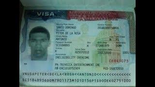 OMEGA EL FUERTE CON VISADO AMERICANO? / EL ALFA EL JEFE DE AHI AHI CON LOS MORENOS AMERICANOS!!!