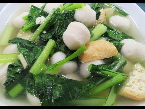 Sup Bebola Ikan Chinese Style ♥