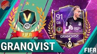 91 GRANQVIST ALDIK! EFSANE FIFA ŞAMPİYON BONUS ÖDÜLLERİ ALIYORUZ! FIFA MOBILE 18