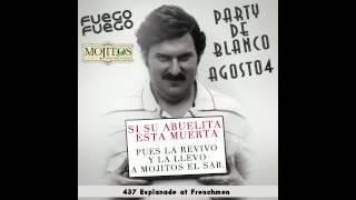 Pablo Escobar #fuegofuegonola