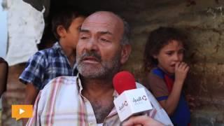 معاناة «سكان الكرافانات» في غزة .. لا مأوى لهم بعد العدوان «الصهيوني» الأخير