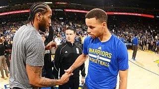Stephen Curry Threatens Kawhi Leonard To Sit Out The 2019 NBA Finals Using Zaza Pachulia (Parody)