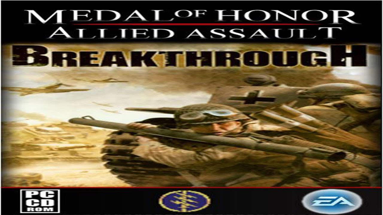medal of honor allied assault breakthrough serial code