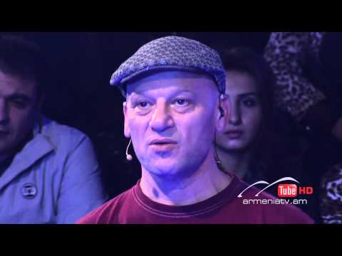 Grigor Kyokchyan vs. Mari Achaparyan, Change the World - The Voice Of Armenia - Battle