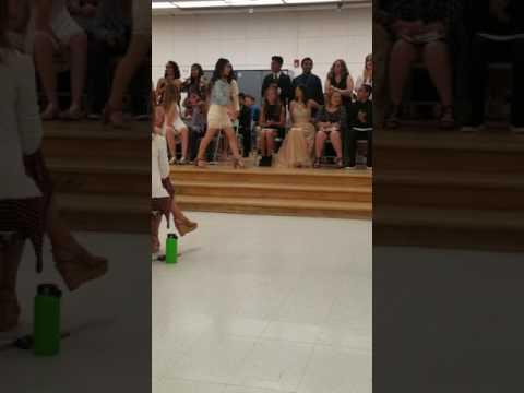 Mariana Academy 8th grade promotion Ceremony