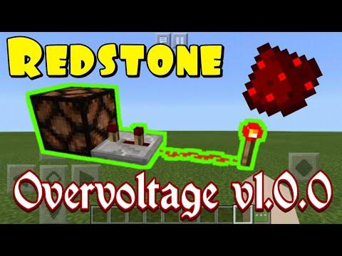 Overvoltage v1.0.0   PocketMine Plugin   Minecraft PE/BE 1.5.0 - 1.8.0   [Free Download]