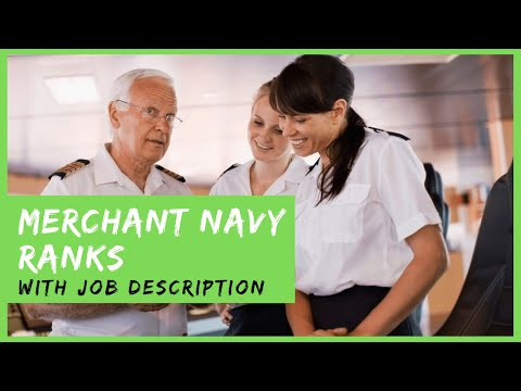 Merchant Navy Ranks