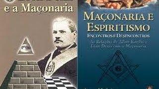O Movimento Espiritismo Faz Parte Da Maçonaria Com Waldo Vieira.