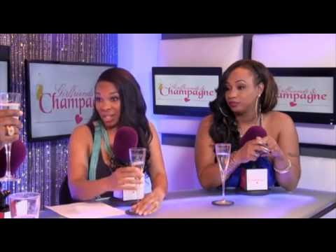 Girlfriends and Champagne Late Night Talk Show- Episode #3 ( Season #1)
