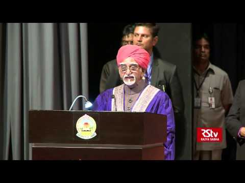 Vice President M Hamid Ansari on Secularism and Plurality