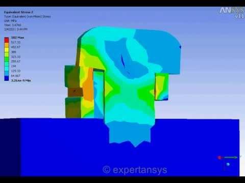 finite element analysis ansys pdf
