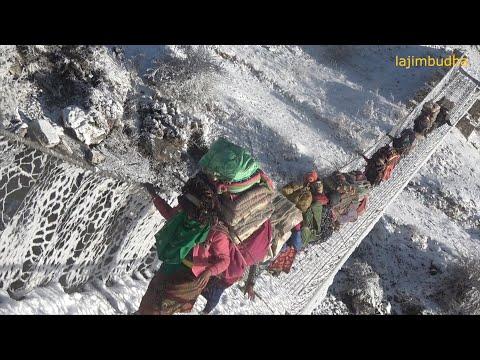 Long Walk For Trade    Visit Nepal 2020🇳🇵🇳🇵   Nepal    Dhorpatan    Lajimbudha   