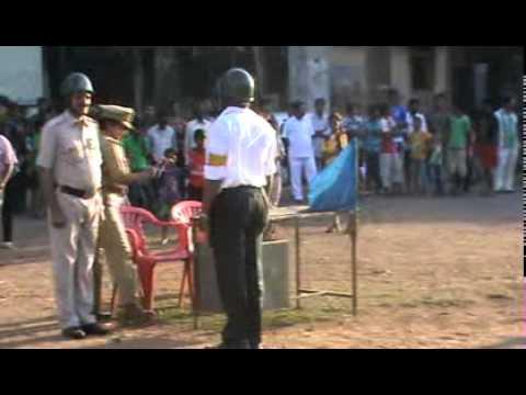 CD DEMO 12-12-12 mumbai port trust video