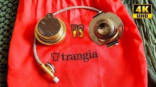 Trangia Spirit Burner Vs Gas Adapter - Boil Test 27 Series