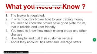 Forex Trading Full Course Tutorial 3 by Forex Master