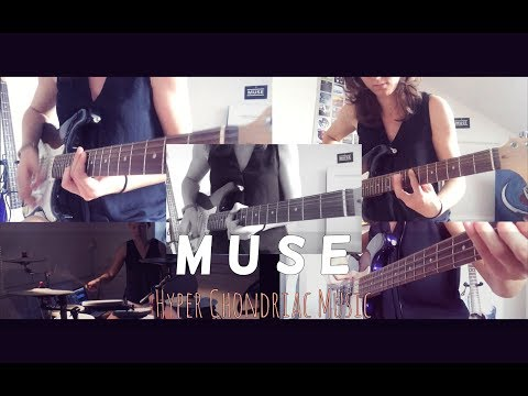 MUSE - Hyper Chondriac Music | One girl band cover