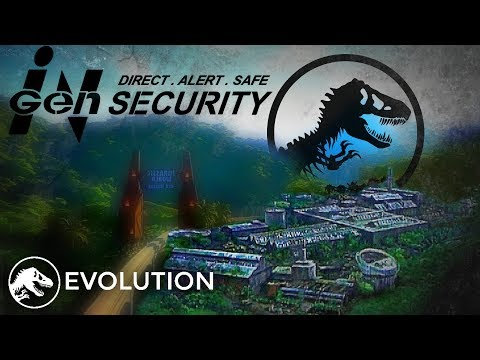 SITE B EMBRYONIC LAB & INGEN COMPOUND REBUILT! (Jurassic World Evolution) Doc Prep