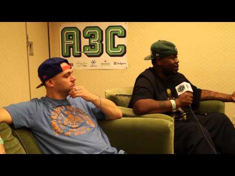 "Access A3C - ""Vast Aire (Cannibal Ox) & Double Ab"" (Interview)"