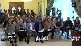 الرزاز: ملف الكردي شائك ومرتبط بصعوبة إثبات قضايا الفساد  - (9-4-2019)