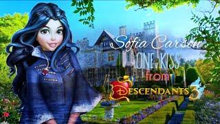 "Sofia Carson - One Kiss | Lyrics (From ""Descendants 3"")"