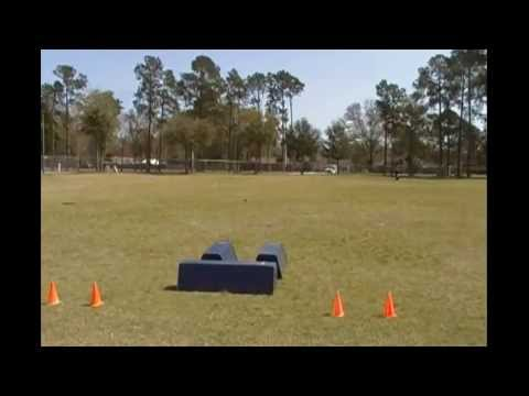 Otis Anderson_footwork _drills