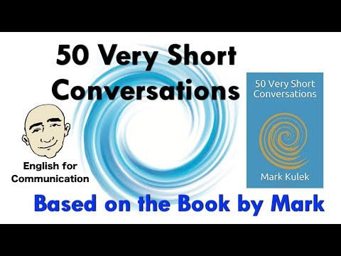 50 Very Short Conversations | 8 | English for Communication - ESL