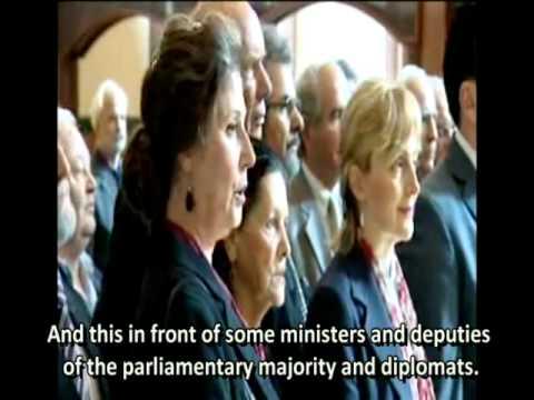 Taško Georgievski ι Nikola Gruevski.English subtitles