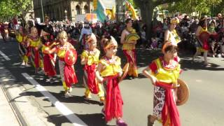Video Easter parade 2016 Rampak download MP3, 3GP, MP4, WEBM, AVI, FLV Agustus 2018