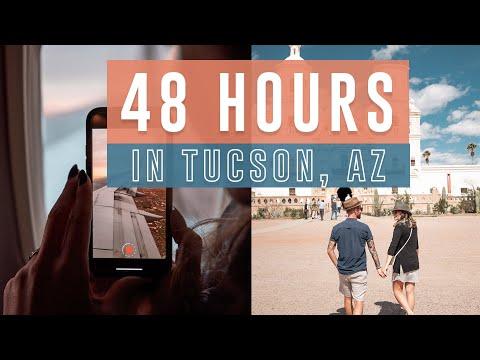 48 Hours in TUCSON, ARIZONA!