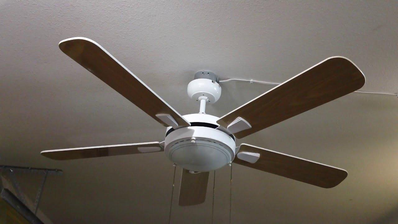 Ceilings Fans Huggers Smc : Quot smc brand ceiling fan youtube