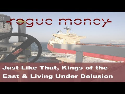 Rogue Mornings - Just Like That, Kings of the East & Living Under Delusion (03/27/18)