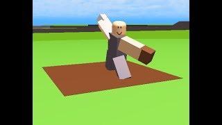 Baseball Skits || Roblox - Movvvie Maker 3