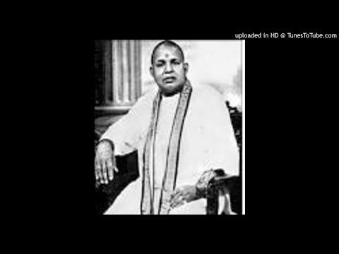 Chembai Vaidyanatha Bagavathar-Agrepashyami-Kapi
