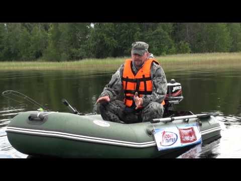 обзор лодки аква