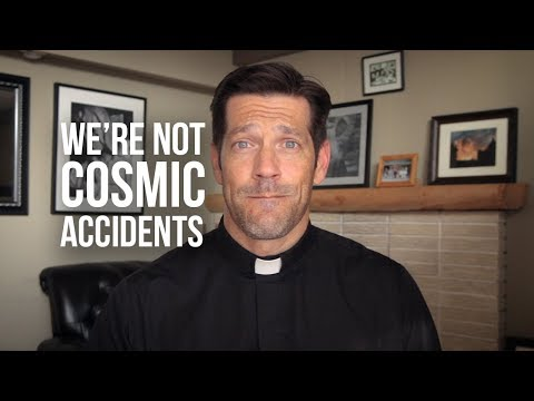 We Are Not Cosmic Accidents