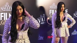 HOT & Sexy Adah Sharma Makes Grand Entry At Filmfare Glamour & Style Awards 2019