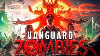 Call Of Duty: VANGUARD ZOMBIES GAMEPLAY TRAILER - AlphaSniper97