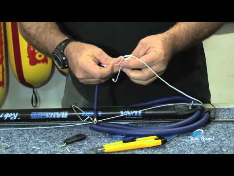 Rob Allen How To : Attach A Gun Reel