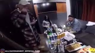 Элджей/Гримёрка/Показывает свой райдэр/Девушка Лёши-Настя