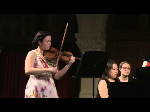 Stravinsky's Suite Italienne: V. Scherzino