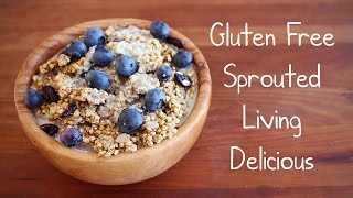 DIY: RAW SPROUTED BUCKWHEAT GRANOLA! (The best healthy snack ever) Thumbnail